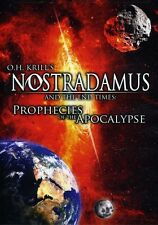 Nostradamus and the End Times: Prophecies of the Apocolypse (2011, DVD NEUF)