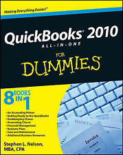 QuickBooks 2010 All-in-one for Dummies (US Edition), Nelson, Stephen L.