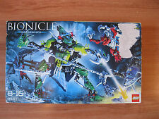 Lego Bionicle Titan 8940 KARZAHNI Special Edition Set  New & Still Sealed In Box