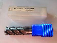 20mm Fraise Carbure Monobloc ZCCCT Z4 GM-4E-D20.0 KMG303 Pour Fonte et Acier