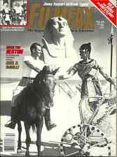 FILMFAX #24 Dec/Jan 1990 - JIMMY STEWART INTERVIEW, WALT DISNEY BABES IN TOYLAND