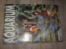 µµ Aquarium Magazine n°129 Malawi Poisson rouge Poissons Clowns Latifasciatus