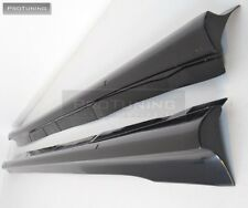 Audi A4 B8 08-15 SIDE SKIRTS sideskirt Votex style spoiler side cover S4 skirt s