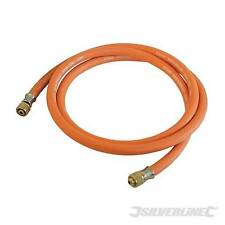 Gas Hose 2m For use with gas torches and regulators