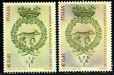Repubblica Italiana 2003 Accademia dei Lincei n. 2678 - varietà ** (m1917)