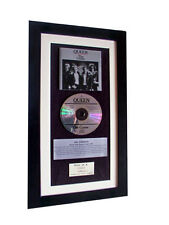QUEEN The Game+MERCURY CLASSIC Album GALLERY QUALITY FRAMED+EXPRESS GLOBAL SHIP