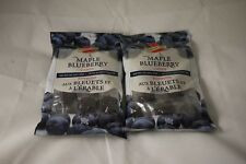 TURKEY HILL Hard maple blueberry flavored candies x 2  DEAL
