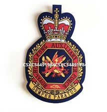 woven badge - British Royal Hong Kong Auxiliary Air Force woven badge #09