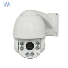 Sony CMOS 4.5'' 10XZOOM 4in1 AHD/TVI/CVI 1080P 2.0 MP PTZ Dome IR Camera Outdoor