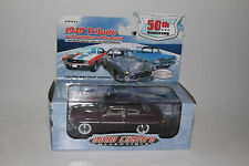 ROAD CHAMPS 1949 MERCURY CLUB COUPE, MAROON, 1:43, NIB