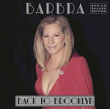Streisand Barbra - Back To Brooklyn - Deluxe Edition DVD + CD Nuovo Sigillato