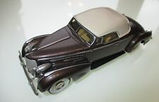 Caddy V-16 Cadillac V16 Convertible Cabriolet (1940), Brooklin Models in 1:43!