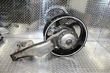 2003 HONDA INTERCEPTOR 800 VFR800A ABS REAR SWINGARM RIM BRAKE CALIPER DISC