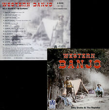 WESTERN BANJO - BILLY SNAKE & THE RAPIDOS / AUVIDIS TEMPO