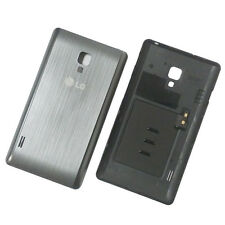 Genuine Original Battery Back Cover For LG Optimus P71- L7-II - Grey