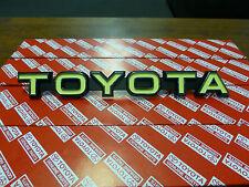 Genuine Toyota Landcruiser FJ40 TOYOTA Grill Badge BRAND NEW NOS HJ45 BJ40 FJ45