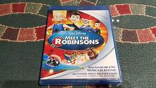 Meet the Robinsons - Blu-ray - Disney - Sealed