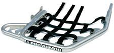 Barra DE NERF DE DEPORTE estándar TRX450 Pro Armor Aleación 2004-2012 neto Plata Cepillado Hond