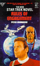 Rules of Engagement by Peter Morwood (Paperback, 1990)