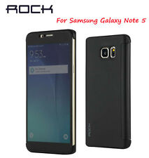 Rock Samsung Galaxy Note 5 Smart Window Protective Case