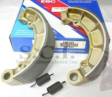 HONDA CB650 CB650SC NIGHTHAWK CB750 CB750A CB750SC EBC320 REAR BRAKE SHOES