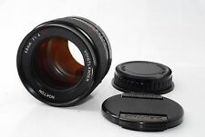 "Voigtlander Nokton 58mm F/1.4 MF SL II  PK For Pentax ""RARE Excellent++"" #0430"