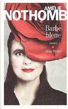 AMELIE NOTHOMB BARBE BLEUE + PARIS POSTER GUIDE