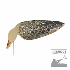 SILLOSOCKS DUCK MALLARD HEN HEAD DOWN FEEDING DECOY PATTERN SHOOTING