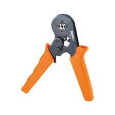 Self Regulating Ratcheting Ferrule Crimper AWG23-10 Mini Crimping Plier HSC8 6-4