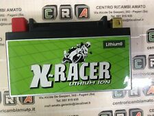BATTERIA LITIO MOTO SCOOTER UNIBAT X RACER LITHIUM 9 PIAGGIO Hexagon GT 250