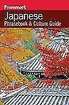 Japanese: Phrasebook & Culture Guide, Frommer's, Acceptable Book