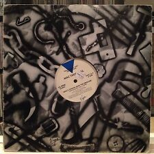 "NM 12""~MAC THORNHILL~WELL RED~Who's Gonna Ease The Pressure[8:58]~M.F.S.B.[6:40]"