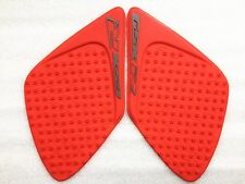 3d rubber Tank Traction Pad Side Gas Protector For GSXR 1000 2007-2008 red