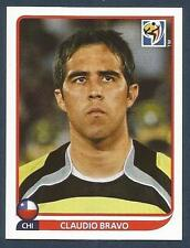 PANINI-SOUTH AFRICA 2010 WORLD CUP- #621-CHILE-CLAUDIO BRAVO