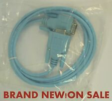 GENUINE E119932 M/F 9 PIN CABLE FOR CISCO/ MONITOR p/n: 72-3310-01 300v 2464