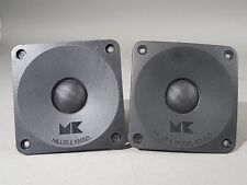 A Pair of M&K Miller and Kreisel Z16A Tweeter 8 Ω ohm THX Z11 Z16 Z16A-8TV NOS