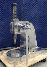 ARBOUR NO.0 HAND OPERATED PUNCH PRESS w/ 11 inch ARM