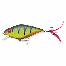 SICK SHAKER SLOW FLOATING TEAM CORMORAN WOBBLER 38g 8cm 2-4m REAL FISH Nr 2 TOP