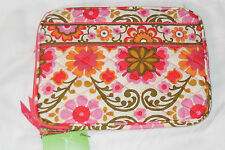 NWT Vera Bradley E-READER SLEEVE in FOLKLORIC Kindle Nook Nintendo