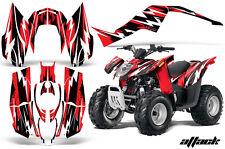 Arctic Cat DVX50 DVX90 AMR Racing Graphic Kit Deco ATV 50/90 Quad Decal ATTACK R