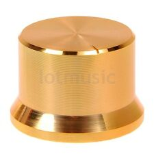 6pcs 30X18mm Gold FOR JRC RECEIVER AMPS Aluminum KNOB