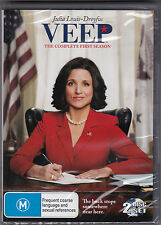 Veep - The Complete First Season - DVD Brand New Sealed