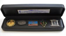 BELLSOUTH 1996 OLYMPIC GAMES SWEEPSTAKES 5 PIN SET IN BLACK CASE 12,007/15,000