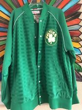 Mitchell& Ness Boston Celtics Jacket Size 2 Xl