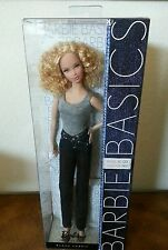 Barbie Basics Model No 03 Steffie face Denium Jeans Collection 002  Black Label