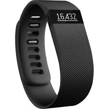 New FITBIT CHARGE Wristband Fitness Activity Tracker Black SMALL No Heart Rate