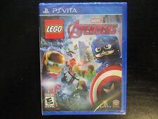 NEW! LEGO Marvel's Avengers (Sony PlayStation PS Vita, 2016)