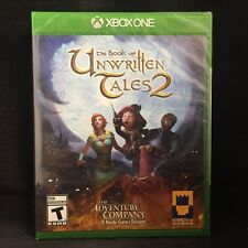 The Book of Unwritten Tales 2 (Xbox One) Brand New!!