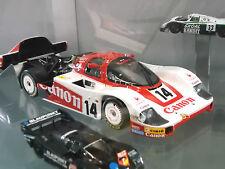 PORSCHE 956 LH Langheck Le Mans 1983 #14 Canon Palmer Lloyd Lamm Minichamps 1:18