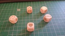 Warhammer 40K 40000 Dice Pack Iron Warriors space marines Forgeworld